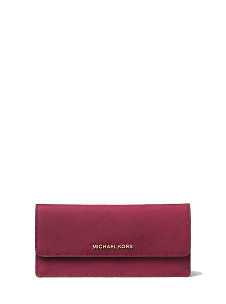 850ef6b712c8 Jet Set Travel Slim Saffiano Leather Wallet - Mulberry – Curations Boutique