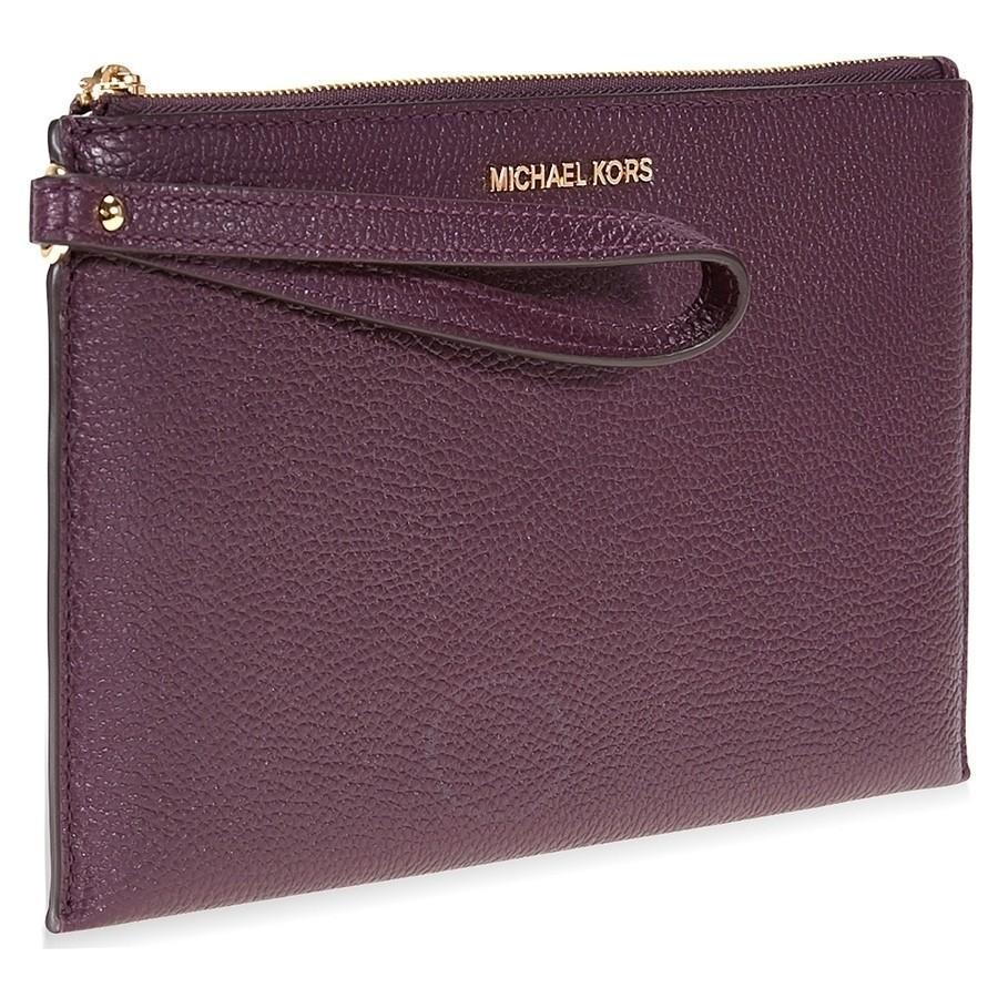 0275c52724da Mercer Leather Wristlet - Damson – Curations Boutique