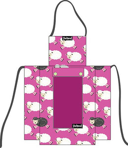 DANCING SHEEP APRONS Cara Craft