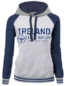 IRELAND CELTIC NATIONS Men Hoodies Cara Craft