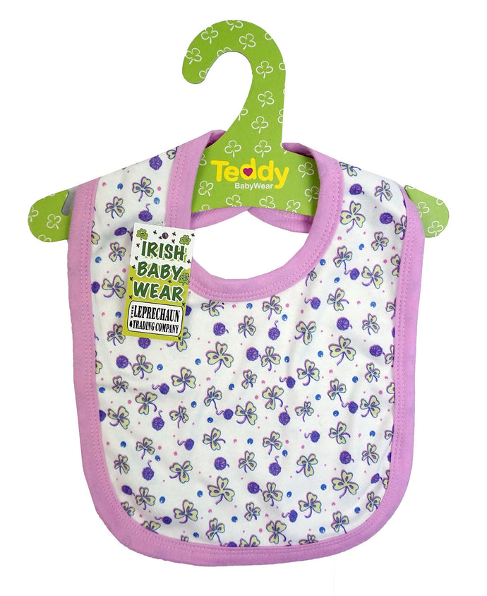 SHAMROCK FLOWERS BABIES Cara Craft PINK