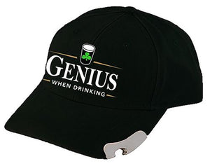 PINT GENIUS CAPS/HATS Cara Craft BLACK