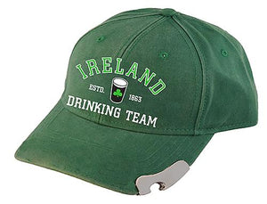 IRELAND DRINKING TEAM CAPS Cara Craft