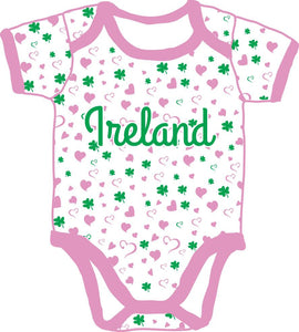 ALL OVER SHAMROCK BABIES Cara Craft