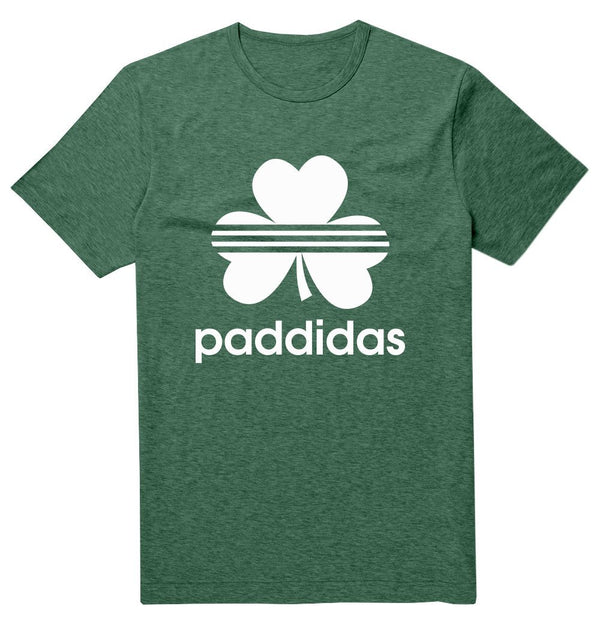 PADDIDAS Mens T-Shirts Cara Craft