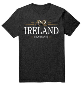 IRELAND CELTIC NATION V2 Mens T-Shirts Cara Craft