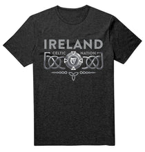 Load image into Gallery viewer, IRELAND 3D CELTIC PROVINCES Mens T-Shirts Cara Craft