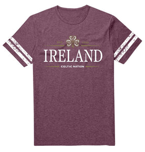 IRELAND CELTIC SHAMROCK Mens T-Shirts Cara Craft