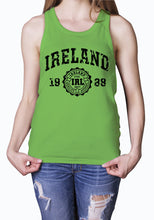 Load image into Gallery viewer, IRELAND APPAREL 88 V2 Ladies T-Shirts Cara Craft S GREEN