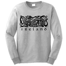 Load image into Gallery viewer, IRELAND CELTIC DOG V2 Mens T-Shirts Cara Craft