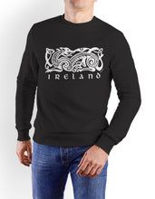 Load image into Gallery viewer, IRELAND CELTIC DOG V2 Mens T-Shirts Cara Craft S Black