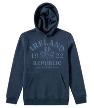 Load image into Gallery viewer, EMBOSSED SHAMROCK Children Classic Hoodie Cara Craft