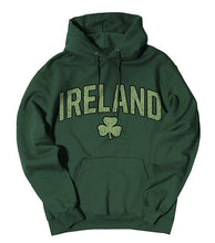 Load image into Gallery viewer, IRELAND SHAMROCK CHENILLE Men Hoodies Cara Craft