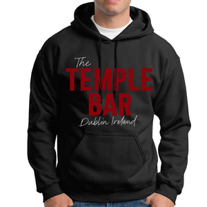 TEMPLE BAR CHENILLE Men Hoodies Cara Craft S BLACK