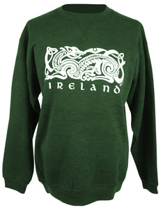 CELTIC DOG V2 Men Sweat Shirts Cara Craft