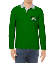 Load image into Gallery viewer, IRELAND SHAMROCK LAURELS Mens T-Shirts Cara Craft S KELLY GREEN
