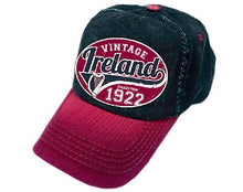 Load image into Gallery viewer, IRELAND VINTAGE 1922 CAPS/HATS Cara Craft RED