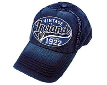 Load image into Gallery viewer, IRELAND VINTAGE 1922 CAPS/HATS Cara Craft NAVY BLUE