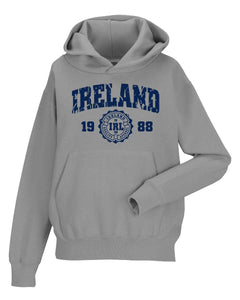 IRELAND APPAREL 88 Children Classic Hoodie Cara Craft