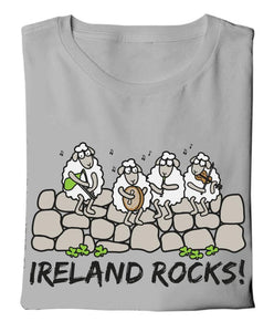 IRELAND ROCKS GROUP Children Classic T-Shirt Cara Craft