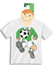 Load image into Gallery viewer, FOOTBALL BODY Children Classic T-Shirt Cara Craft