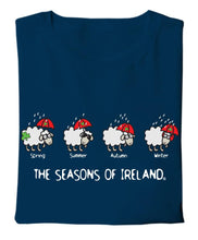 Load image into Gallery viewer, FOUR SEASONS LINE Children Classic T-Shirt Cara Craft