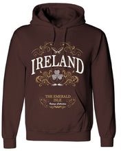 Load image into Gallery viewer, IRELAND ORNATE BUTTERFLY LADIES HOODIES Cara Craft