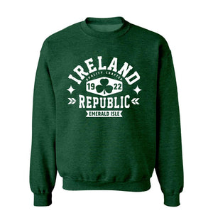 IRELAND REPUBLIC Men Sweat Shirts Cara Craft