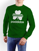 Load image into Gallery viewer, PADDIDAS Men Sweat Shirts Cara Craft XS Bottle Green