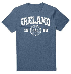 IRELAND APPAREL 88 Children Classic T-Shirt Cara Craft