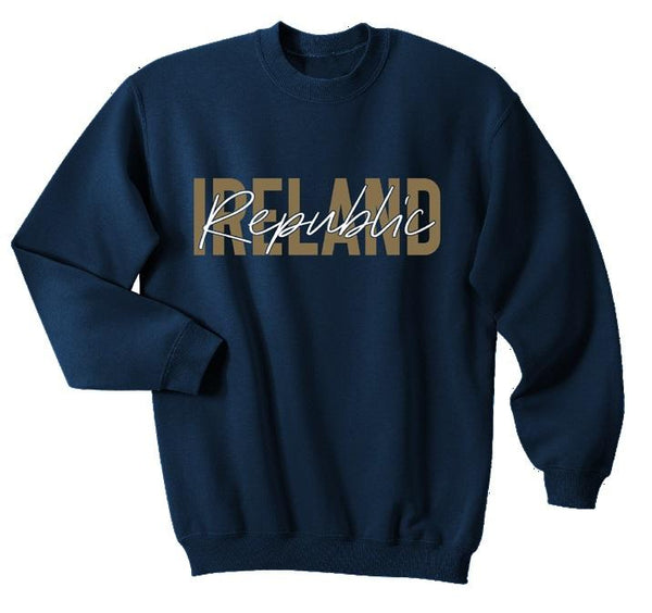 IRELAND GOLD SIGNATURE, Men Sweat Shirts - seasonsofireland