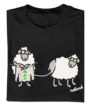 Load image into Gallery viewer, SHEEP KNITTING Mens T-Shirts Cara Craft