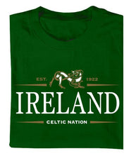 Load image into Gallery viewer, IRELAND CELTIC NATION V2 Mens T-Shirts Cara Craft