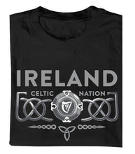 Load image into Gallery viewer, 3D CELTIC PROVINCES Mens T-Shirts Cara Craft