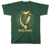 IRELAND CELTIC HARP, Mens T-Shirts - seasonsofireland