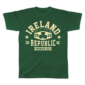IRELAND REPUBLIC Mens T-Shirts Cara Craft