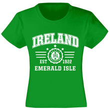 Load image into Gallery viewer, EMERALD ISLE Children Classic T-Shirt Cara Craft