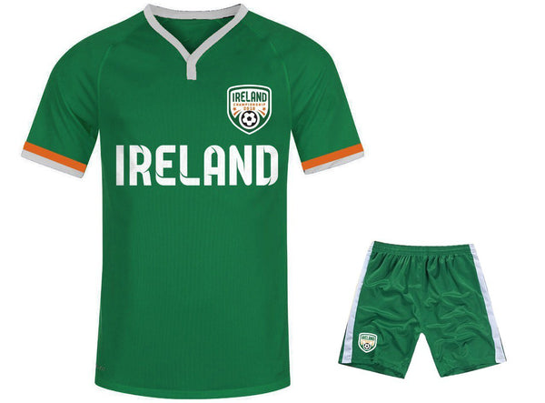 IRELAND CREST Children Classic T-Shirt Cara Craft