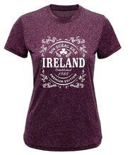 Load image into Gallery viewer, IRELAND GOLD Ladies T-Shirts Cara Craft