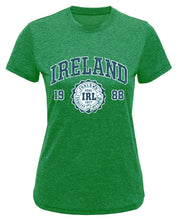 Load image into Gallery viewer, IRELAND APPAREL 88 V2 Ladies T-Shirts Cara Craft