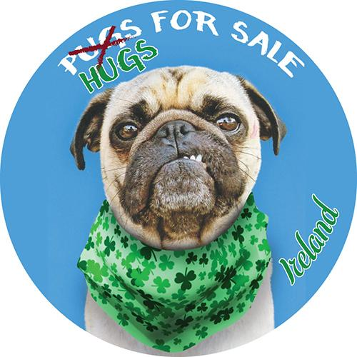 PUGS FOR SALE Magnet Cara Craft