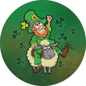 LEPRECHAUN SHEEP Magnet Cara Craft