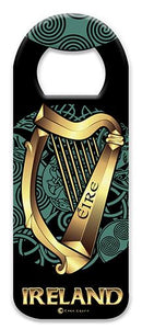 CELTIC HARP IRELAND Magnet Cara Craft