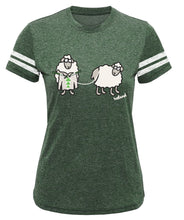 Load image into Gallery viewer, SHEEP KNITTING Ladies T-Shirts Cara Craft