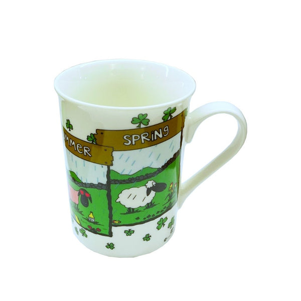 Mug Mugs Cara Craft White