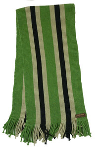 Glenrua Scarves Glenrua Scarves Cara Craft Green