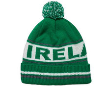 Load image into Gallery viewer, IRELAND TEXT CAPS/HATS Cara Craft GREEN