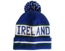 Load image into Gallery viewer, IRELAND TEXT CAPS/HATS Cara Craft NAVY