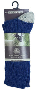 MERINO WOOL MEN SOCKS Socks Cara Craft Blue