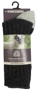MERINO WOOL MEN SOCKS Socks Cara Craft Charcoal